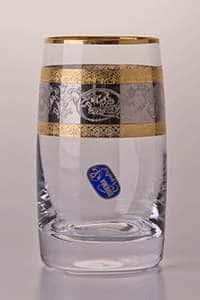 Лаура Набор стаканов для воды Bohemia 250 мл