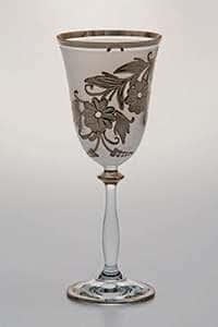 Цветы-Декор Набор бокалов для вина 250 мл Богемия