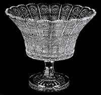 Ваза для фруктов Хрусталь 30,5 см Crystalite Bohemia