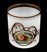 Набор стаканов для виски Роза 250 мл Bohemia