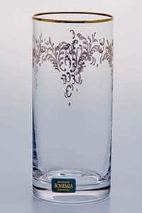 Александра 437076 Набор стаканов для воды Crystalite 350 мл