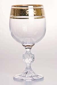 Набор бокалов для вина 190 мл Клаудия