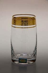 Клаудия Набор стаканов для воды Crystalite Bohemia 250 мл