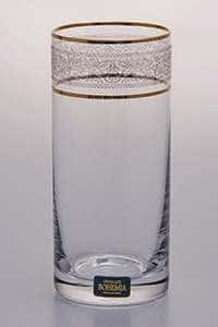 Клеопатра Набор стаканов для воды Crystalite Bohemia 350 мл