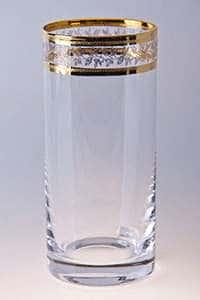 Лаура Набор стаканов для воды Crystalite Bohemia 350 мл