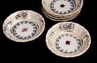 Роза Набор салатников Bavarian Porcelain 13 см