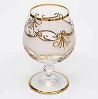 Набор бокалов для бренди Узор 250 мл Bohemia
