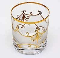 Набор стаканов для виски Узор 280 мл Bohemia