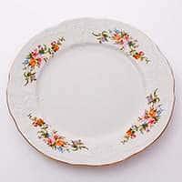 Бернадот 03011 Набор тарелок 19 см из фарфора
