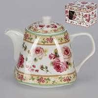 Заварочный чайник Пикколо роза 700 мл