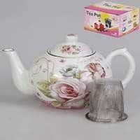Заварочный чайник Нежность с металлическим фильтром 400 мл