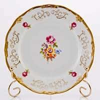 Санкт Петербург 1145 Набор тарелок Веймар Порцеллан 17 см