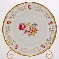 Санкт Петербург 1145 Набор тарелок Веймар Порцеллан 19 см