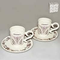 Кофе Чайный набор Patricia 4 предмета 200 мл