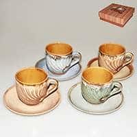 Набор чайный Patricia 8 предметов 230 мл