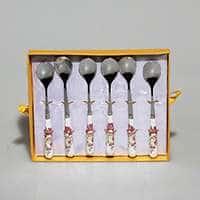 Букет  Набор десертных ложек Patricia 6 предметов
