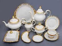 Престиж Сервиз чайный Weimar 210 мл 55 предметов на 12 персон