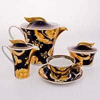 Ванити Чайный сервиз Rosenthal на 6 персон 15 предметов